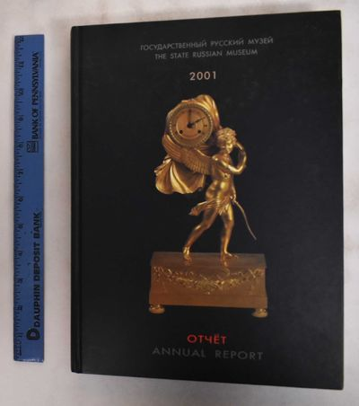 Saint Petersburg, Russia: State Russian Museum, 2002. Palace Edition. Hardcover. VG, covers show som...