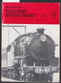 image of Australian Railway Enthusiast December 1972 Vol.10 No.4