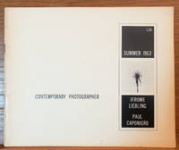Contemporary Photographer by  Lee (editor) Lockwoodl - Paperback - from Edwards Collections and Biblio.com