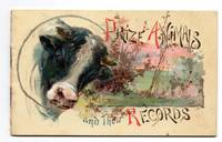 Prize Animals and Their Records