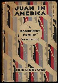 London: Jonathan Cape, 1931. Hardcover. Fine/Very Good. First edition. Owner name on front fly, else...