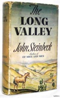 The Long Valley by John Steinbeck - 1938 - from 1st Editions and Antiquarian Books, ABA, IOBA and Biblio.com