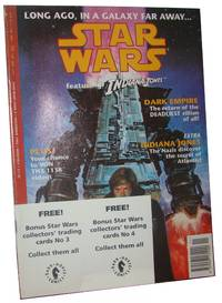 Star Wars Volume 1 Issue 2 Featuring Indiana Jones