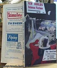 image of New Worlds Science Fiction; Volume 8, Number 22