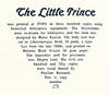 View Image 5 of 5 for The Little Prince Inventory #35294