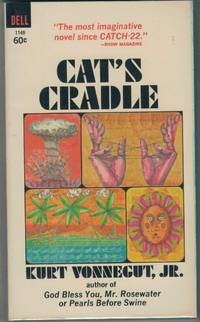 kurt vonneguts novel cats cradle essay An exploration of the purpose of truth and lies in kurt vonnegut's novel, cat's cradle as they pertain to the made-up religion of bokononism the analysis is also.