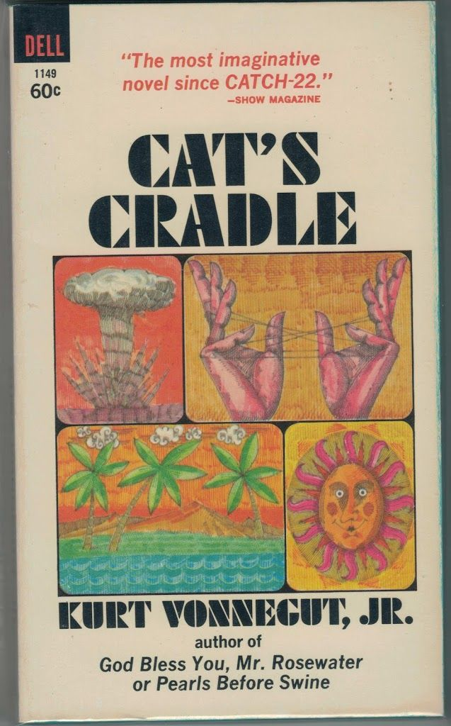 a literary analysis of cats cradle by vonnegut Copy of text: cat's cradle • various literary criticism / vonnegut short articles and  speeches • north salem research paper format • mla format guide.