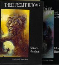 image of THE VAMPIRE MASTER and Other Tales of Horror (also THREE FROM THE TOMB)