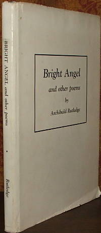 Bright Angel and Other Poems