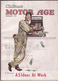 image of An Original 1951 Issue of Chilton's Motor Age Magazine