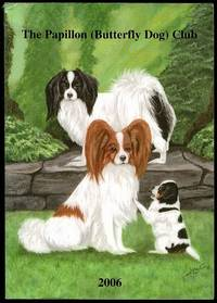 image of The Papillon (Butterfly Dog) Club 1923-2006