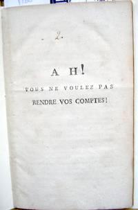 Lettre De Monsieur Et De M. Le Comte D'artois Au Roy Leur Frère Avec La Declaration Signée A Pilnitz Le 27 Aoust 1791...