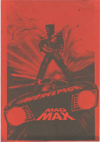 image of Mad Max (Original press kit for the French release of the 1979 Australian film)