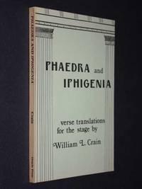 image of Phaedra and Iphigenia: verse translations of Racine's dramas