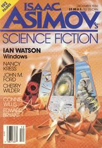 Isaac Asimov's Science Fiction Magazine - December 1986