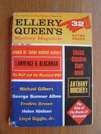 image of Ellery Queen's Mystery Magazine May 1963