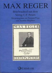 image of Max Reger: Briefwechsel mit dem Verlag C.F. Peters