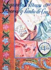 image of Segundo Album De Labores Y Punto De Cruz