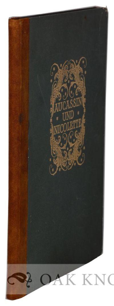 (Wien (Vienna), Austria: Adolf Holzahusen, 1919. original quarter suede, gilt-stamped paper-covered ...