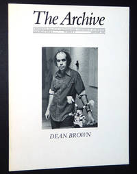 Dean Brown: The Archive Number 15, January 1982