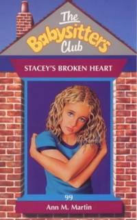 image of Stacey's Broken Heart (Babysitters Club)