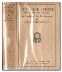 image of Beatrice D'este Duchess Of Milan 1475 -1497 A Study of the Renaissance