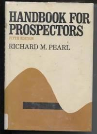Handbook for Prospectors (Fifth Edition)