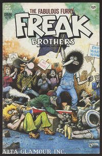 FABULOUS FURRY FREAK BROTHERS COMIX #13 by  Gilbert and Paul Mavrides Shelton - 1st Printing - 1997 - from Alta-Glamour Inc. (SKU: 102276)
