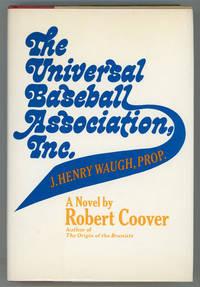 image of THE UNIVERSAL BASEBALL ASSOCIATION, INC. J. HENRY WAUGH, PROP