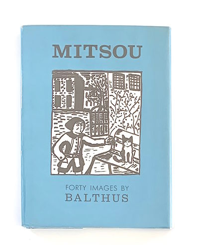 Mitsou. Forty Images by Balthus....