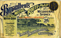 Geo. R. Broadbent's standard and official motor guide, Melbourne to Sydney (and back) : via The Prince's Highway Fourth Edition 1926-27