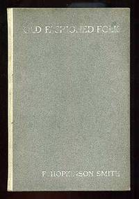 Boston: Privately Printed (Colonial Press), 1907. Hardcover. Very Good. First edition. White letteri...