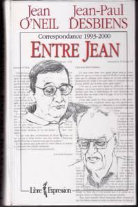 Entre Jean.   Correspondance, 1993-2000.