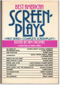 image of Best American Screenplays.
