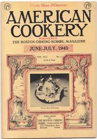 American Cookery Magazine for June-July 1940