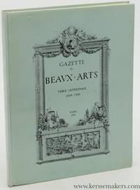 Table centennale de la Gazette des Beaux-Arts. Nomenclature méthodique des articles...