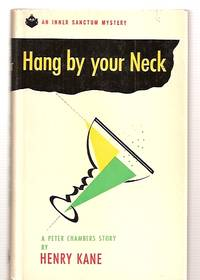 image of Hang by Your Neck an Inner Sanctum Mystery