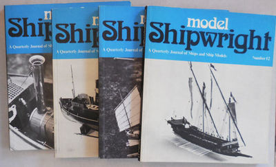 Greenwich: Conway Maritime Press Limited, 1974. First Edition. Paperback. Near Fine/No. Four consecu...