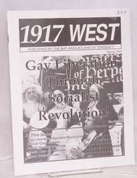1917 West, Spring 1992 [no. 1].  Gay liberation through socialist revolution!