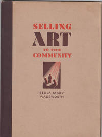 Selling Art to the Community