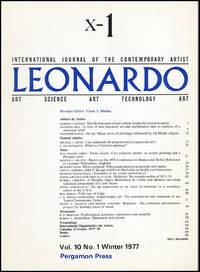 Leonardo (Vol 10, No. 1, Winter 1977)
