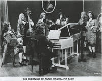 image of The Chronicle of Anna Magdalena Bach (Collection of seven original photographs from the 1968 film)