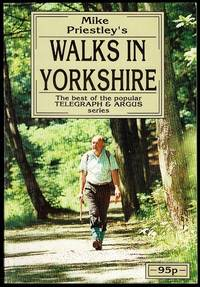 Walks in Yorkshire by Mike Priestley - Paperback - from Lazy Letters Books (SKU: P1329)