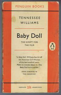 Baby Doll, The Script for the Film