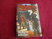 The Great Hunt: Book Two of 'The Wheel of Time' by Robert Jordan - Paperback - First Edition - 1990 - from Words Worth Repeating (SKU: 6215)
