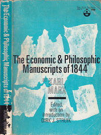The Economic & Philosophic Manuscripts of 1844  # NW-27 by  Karl Marx - Paperback - Eighth Printing  - 1973 - from BOOX and Biblio.com