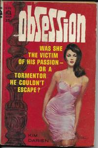 Obsession by  Kim Darien - Paperback - 1961 - from Ridge Road Sight and Sound (SKU: 76655)