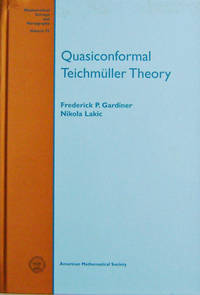 image of Quasiconformal Teichmuller Theory