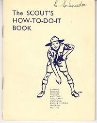 The Scout's How-to-do-it Book
