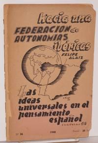 Las ideas univerales en el pensamiento español